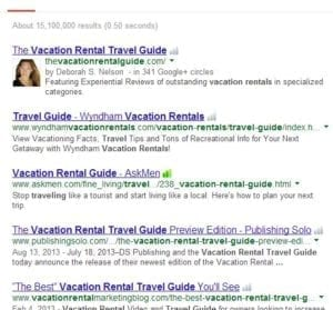 Getting Google Authorship