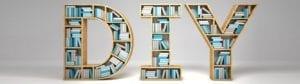 DIY Publishing--Do it youself publishing. Publish a book yourself.