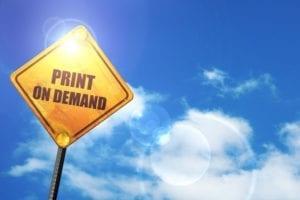 Publishing Solo Teaches Print on Demand