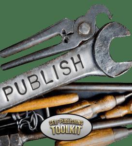 self-publishing toolkit and logo