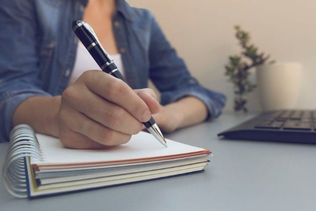 33 Writing Hacks for Those Craving to Publish: Writing Hack #3 Write to Yourself--Journaling by Deborah S. Nelson