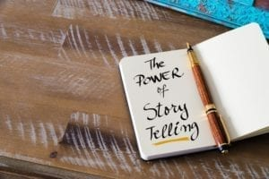 33 Writing Hacks for Those Craving to Publish: Writing Hack #18 Power of Storytelling by Deborah S. Nelson