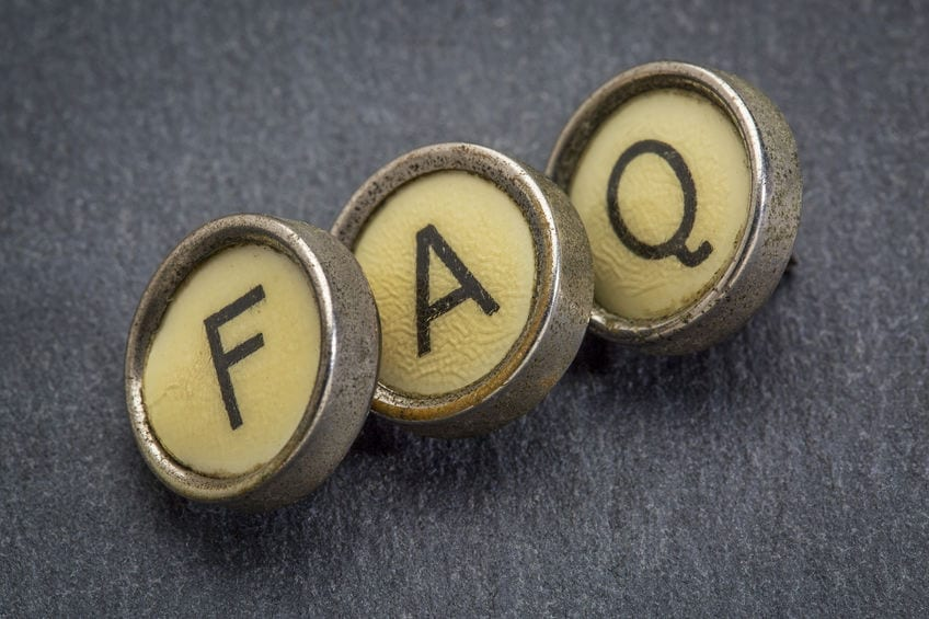 Frequently Asked Self-Publishing questions