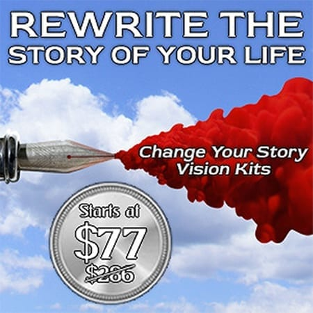 change your story vision kits from Do it Yourself Publishing kits by Deborah S Nelson