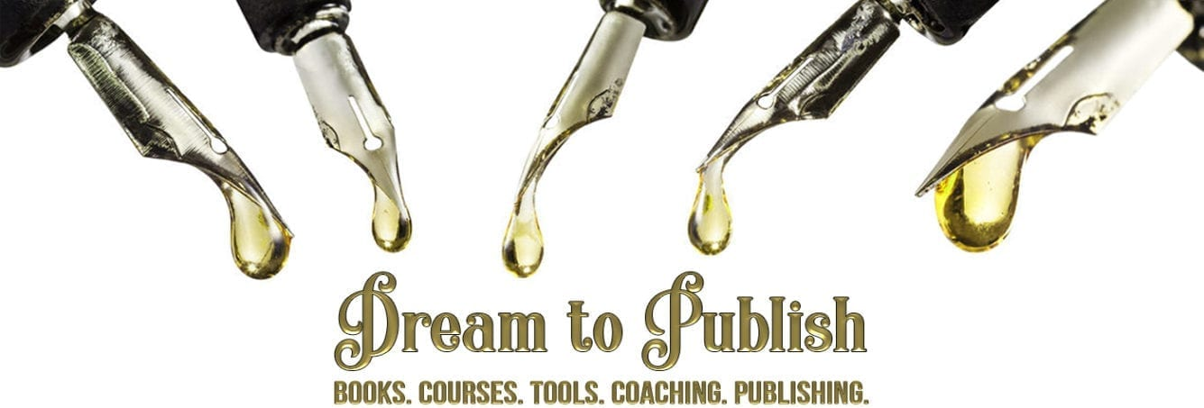 Tools, courses, books, and coaching for writers who want to publish a book at dreams to publish dot come. Books and Courses