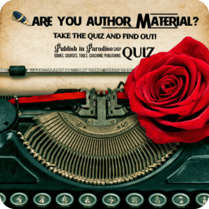 Are you author material? Take the quiz to find out.